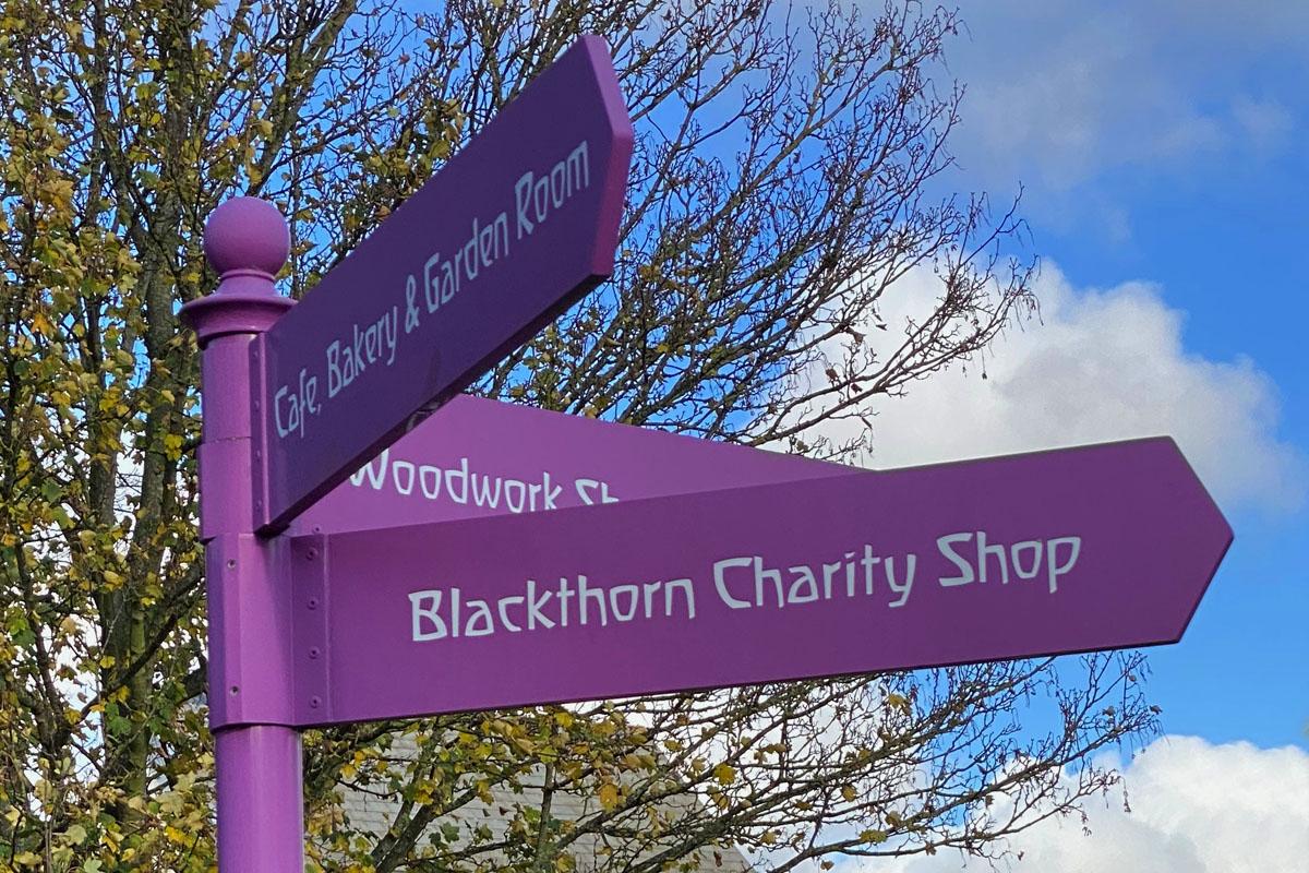 Contact Blackthorn Trust